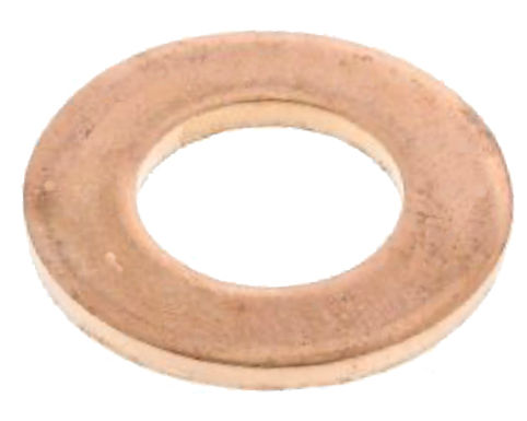 Copper Flat Washers