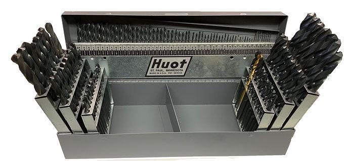 118 PC High Speed Steel Drill Set
