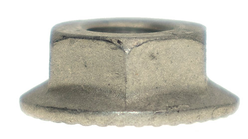 Hex Ribbed Faced Flange Nut (Verbus Ripp®)