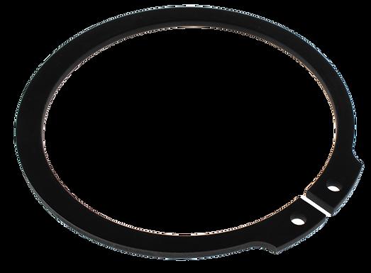 External Retaining Ring, Black Oxide