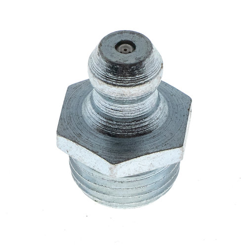 DIN 71412 STRAIGHT METRIC GREASE FITTING
