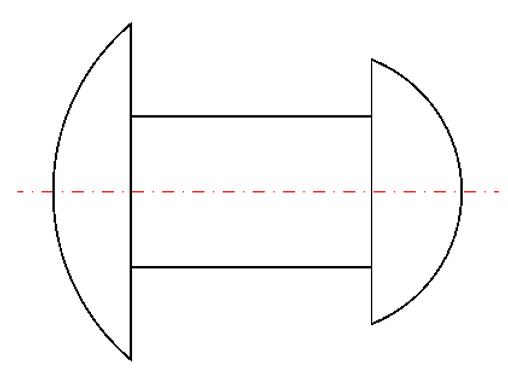 Oval Head Rivets