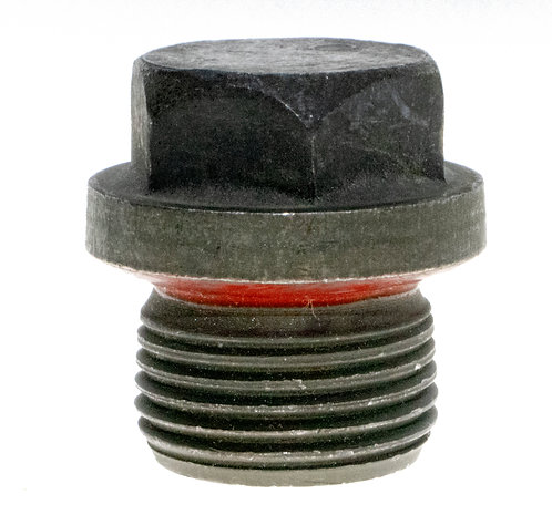 Hex Head Pipe Plugs, with Seal Ring, British Standard