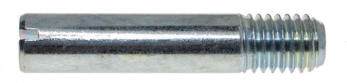 Slotted Set Screw, Partial Thread