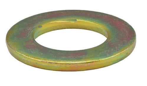 Yellow Zinc Flat Washers