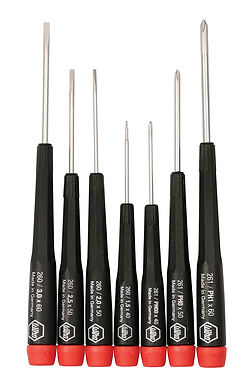 Precision Slotted & Phillips Drivers 7 pc Set