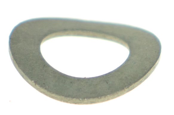 Twisted Wave Lock Washer