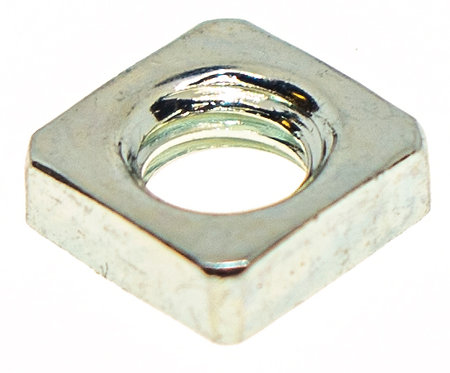 Square Nut, Flat Face