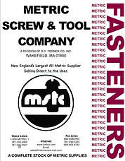 Metric Hardware Catalog