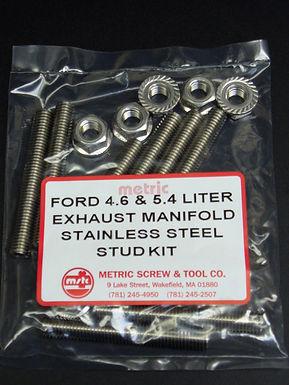 Ford 4.6 & 5.4 Ltr V8 Manifold Stud Kit