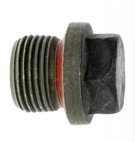 Hex Head Pipe Plugs, with Seal Ring