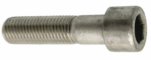 M5 Socket Cap Screws 12.9 Steel, Dacromet Finish