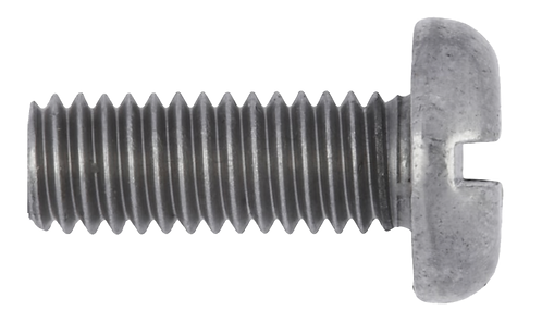 M8 METRIC SLOTTED PAN HEAD MACHINE SCREW DIN 85, ISO 1580