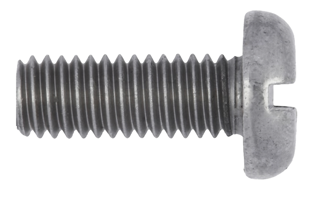M2 Slotted Pan Head Screw