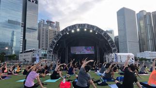 YogaForAll: Summer Night @ SummerFest