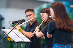 Low res _ Lusher Photography _ CVM _ SummerFest _ Shinywinds Concert 10