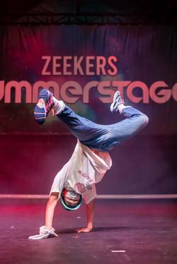 Zeekers SummerStage – 街舞匯演+市集_9