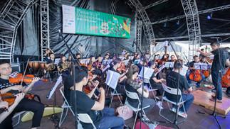 野餐交響樂 @中環海濱 Picnic with the Orchestra @Central Harbourfront