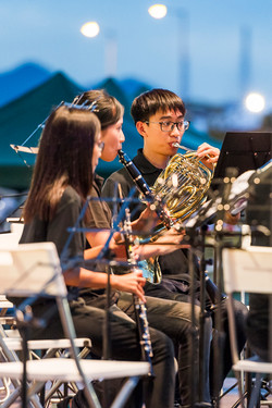 Low res _ Lusher Photography _ CVM _ SummerFest _ Shinywinds Concert 28