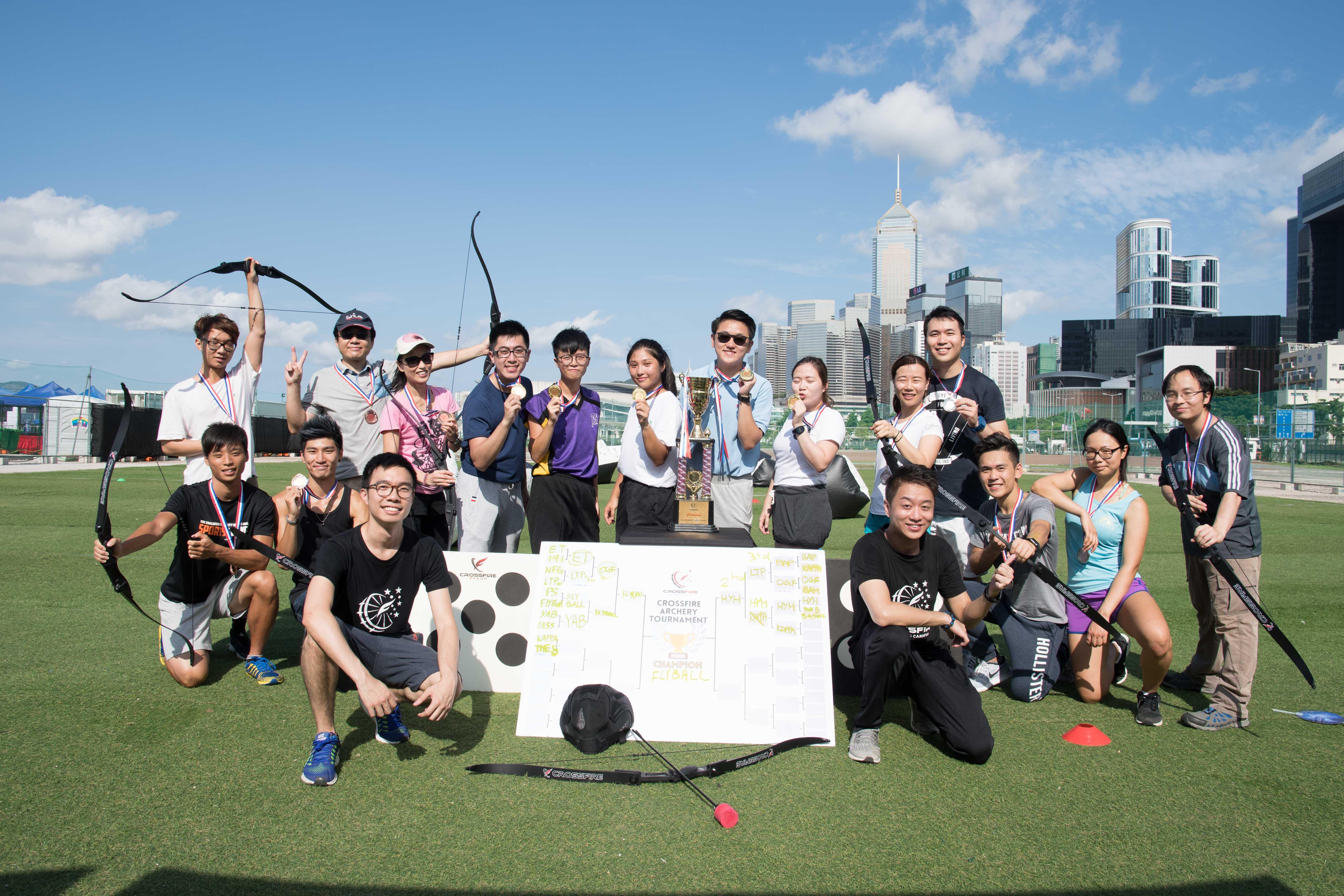 Crossfire Combat Archery Tournament