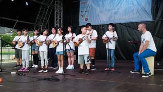 香港夏威夷小結他嘉年華2018 @中環夏誌 Hong Kong Ukulele Festival 2018 @SummerFest