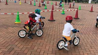 靈實恩光兒童平衡車慈善嘉年華 @中環夏誌HOHCS Balance Bike Charity Carnival @SummerFest