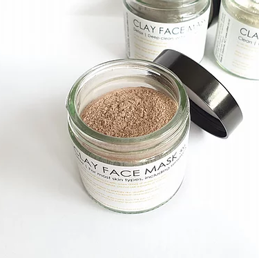 Oillee Clay Mask/Glow 30g