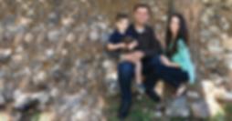 Stephen Silberkraus with Family