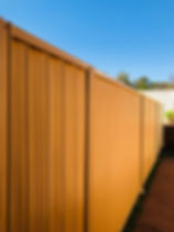 Bond Fencing Sydney are experts in genuine Colorbond Steel Fencing