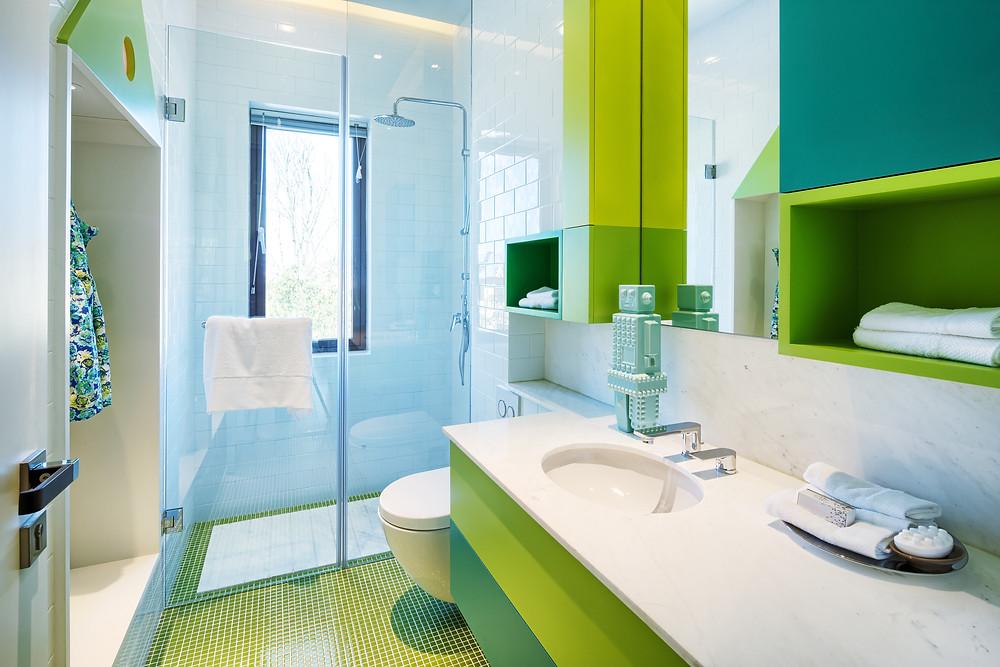 bathroom remodel in Manhattan