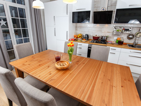 Latest Color Trends & Design Ideas for Kitchens