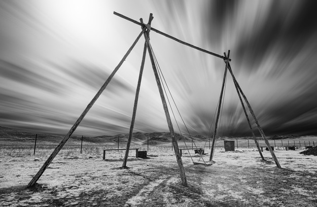 SWING IN THE STEPPE