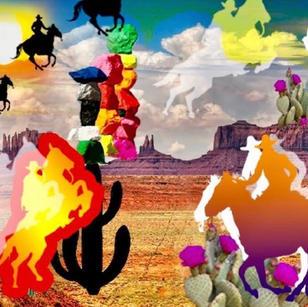 """Ghosts of Wild West"" Digital"