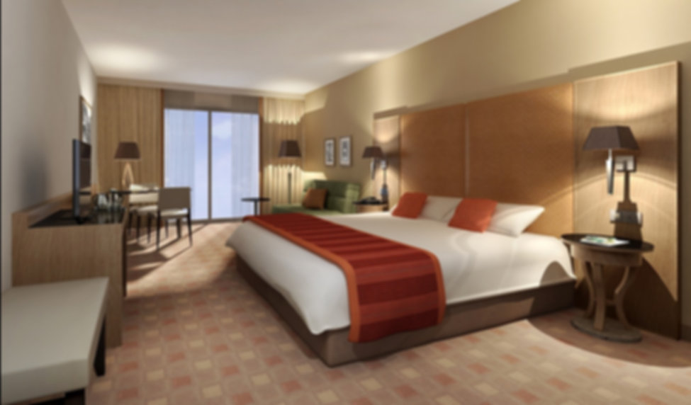 Picture of Hotel Room for pest control