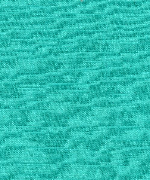 Coated Fabric by mt - Aquamarine