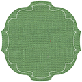 Coaster Parentesi Oval- set of 6