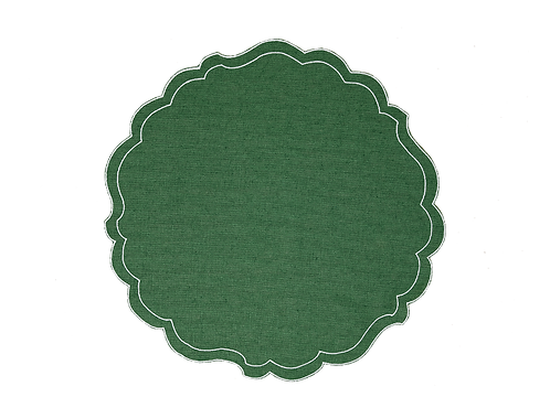 Paper Smooth Placemat - set of 6