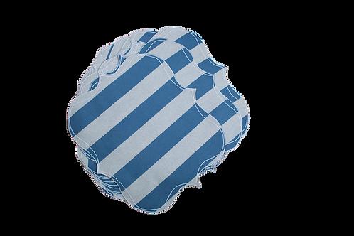 Square Big Stripes Placemat