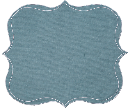 Parentesi Square Placemat - set of 6
