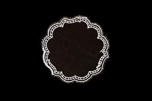 Paper Coaster - Black