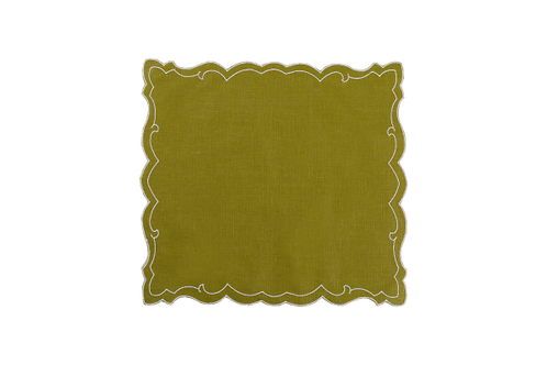 Angelina Placemat Antique Gold