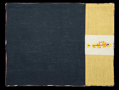 Tasca - Sardine_Blue/Yellow
