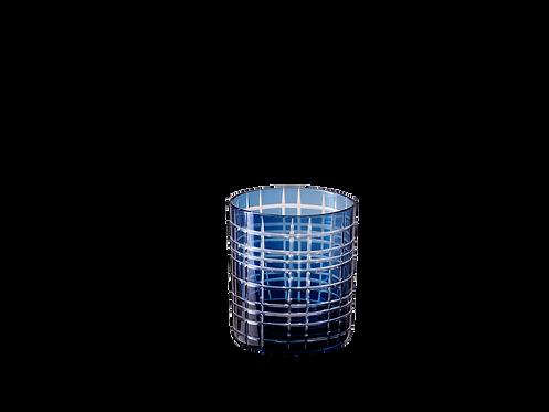 Madras liquor - Set of 4_Blue