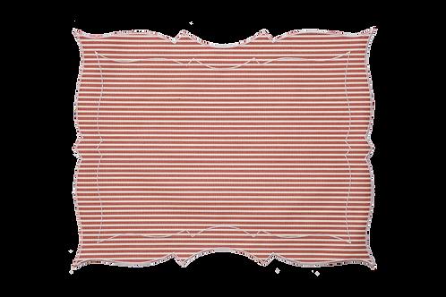 Parentesi Rectangular - Brique Stripes