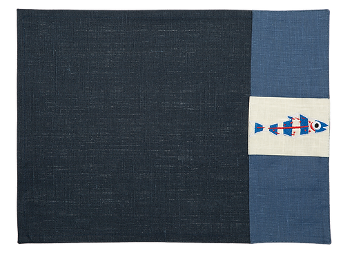 Tasca - Sardine_Navy/Blue