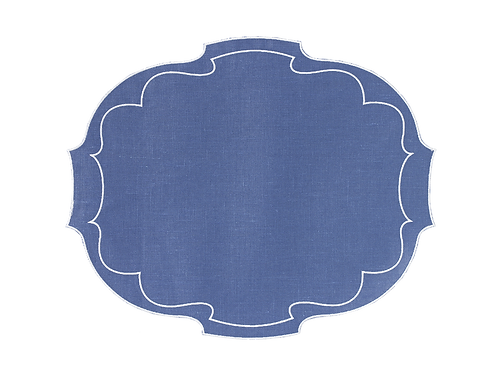 Parentesi Oval Placemat - set of 6