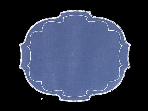 Parentesi Oval Placemat - set of 4