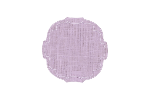 Parentesi Oval Coaster - Lavander