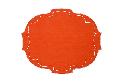 Parentesi Oval - Carrot