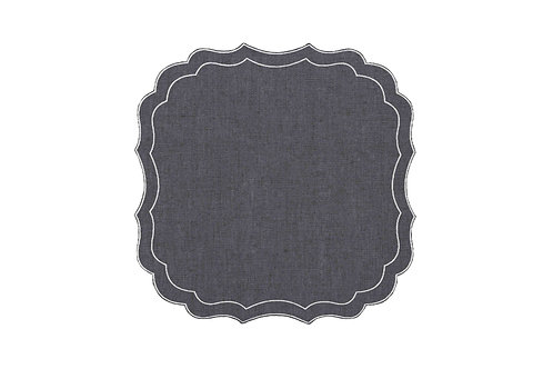 Charcoal Placemat
